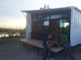 tiny house build f9 productions inc
