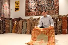 Rug Store Brooklyn Exotic Rug Store Slashing Prices As It Prepares To Close After 50