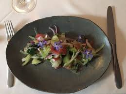 solo farm to table ceviche appetizer picture of solo farm and table south
