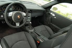 Gt3 Interior 997 Gt3 Low Option Carrara White Interior And Exterior Pictures