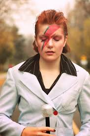 Ziggy Stardust Halloween Costume Petite Fille Modèle Funny