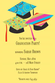 8 best images of high graduation invitation ideas high