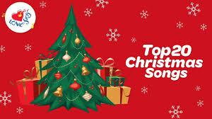 top 20 christmas carols u0026 songs playlist with lyrics children