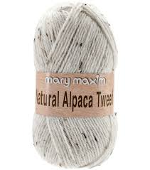 www marymaxim catalog maxim alpaca tweed yarn joann