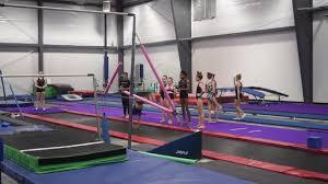 Desert Lights Gymnastics Video Las Vegas Gymnastics Center Expands To Second Building