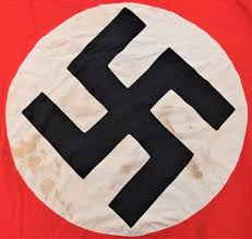 German Flag In Ww2 Sold Ww2 German Party N S D A P Banner U2013 Jb Military Antiques