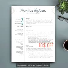 creative resume templates word saneme