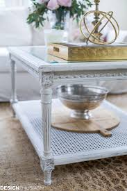 french country side table updating the family room with a french country coffee table french