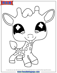 exceptional giraffe picture coloring pages 14 rocket ship