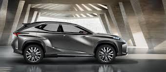 lexus lx new concept lexus reveals the lf nx compact crossover concept lexus enthusiast