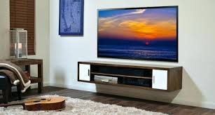 tv stands incredible long thin tv standes concept fulle for
