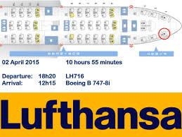 Tokyo Excess November 2015 by Lufthansa First Class U2013 Boeing B 747 8i Frankfurt To Tokyo