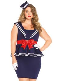 Authentic Halloween Costumes Sailor Halloween Costumes