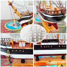 diy handmade assembly ship craft wooden sailing boat wood sailboat