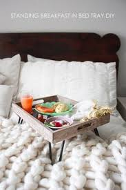 sweetheart pancakes u0026 diy faux marble bed tray bed tray
