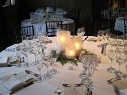 wedding reception tables wedding table decorations be equipped with white