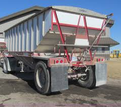 1983 doonan 21 u0027 pup grain trailer item i7205 sold april