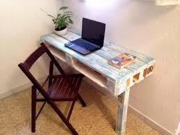 Diy Lap Desk Pallet Coffee Table And Laptop Desk 99 Pallets