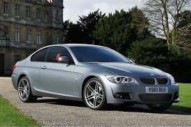 nissan coupe 2006 bmw 3 series coupe e92 2006 car review honest john
