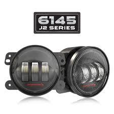 jeep models list led off road fog lights for jeeps model 6145 j2 series