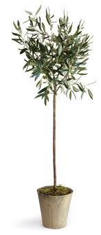 artificial olive tree in pot transitional artificial plants