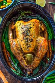 garlic herb butter roasted turkey made sweeter