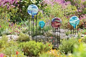 Gazing Balls Garden Yard And Garden Decor