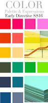 fashion vignette trends trend council fw 2016 17 color