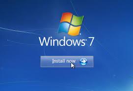 cara install ulang pc laptop windows 7 sendiri lengkap dengan