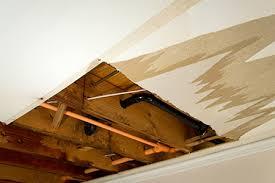 Repair Ceiling Hole by Water Damage Restoration U2013 Fix Walls U0026amp Ceilings Diy True