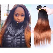 ombre weave ombre hair weave on and extensions