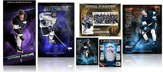 hockey templates for photoshop photoshop templates