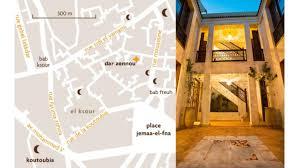 Antike Schlafzimmerm El Ferienhaus Dar Zennou Marokko Marrakesch Booking Com