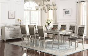 rosdorf park blumer 9 piece dining set u0026 reviews wayfair