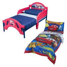 Disney Cars Bedroom Set by Disney Cars Toddler Bed U0026 Bedding Set Bundle Baby Baby Bedding