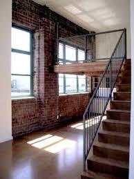 Loft Apartment Bedroom Ideas Contemporary Loft Apartment Bedroom Design With Exposed Brick