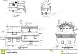 house plans with rear view best 25 narrow house plans ideas that