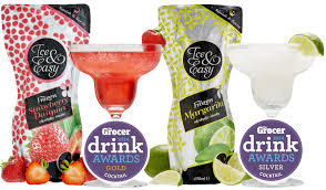 gold u0026 silver for ice u0026 easy cocktails at the grocer drink awards