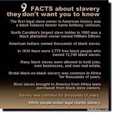 9 facts about slavery they don t want you to