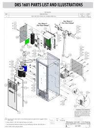 doorking 1601 parts diagram