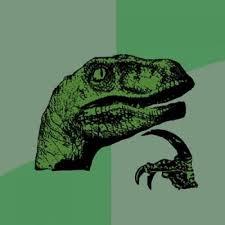 Meme Generator Velociraptor - philosoraptor blank meme template humorous memes pinterest