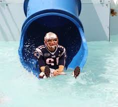 Tom Brady Waterslide Meme - simple tom brady waterslide meme you re probably having a better day