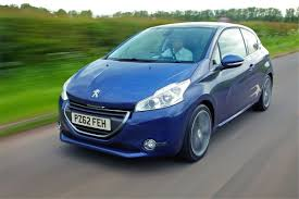 peugeot car lease scheme peugeot 208 2012 car review honest john
