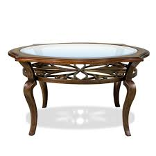 Riverside Coffee Table Riverside Furniture Serena Round Coffee Cocktail Table Ahfa