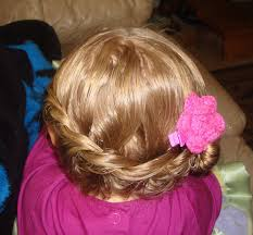 Hairstyles For Toddlers Girls by Toddler Hairstyles Beautiful Hairstyles