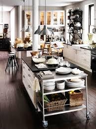 stainless steel kitchen island ikea kitchen ikea