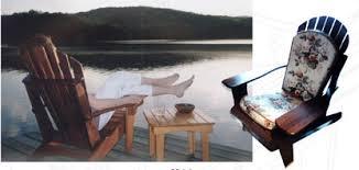 chaise adirondack le grain du bois louis gaudreau chaises adirondack de
