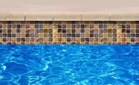 pool tile ideas pool waterline tile ideas pool design ideas