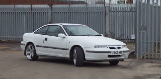 opel calibra tuning vauxhall calibra opel calibra brief about model