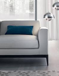 Corner Wooden Sofa Modular Sofa Corner Contemporary Fabric Antibes Misuraemme